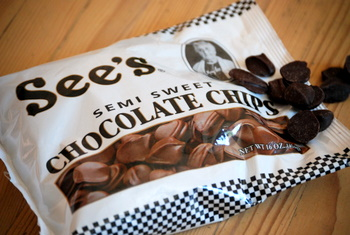 See's Semisweet Chocolate Chips