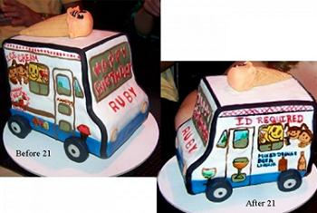 Threadcakes Ice Cream Truck