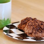 Milk Chocolate Scones