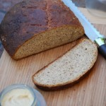 Honey and Flaxseed Bread