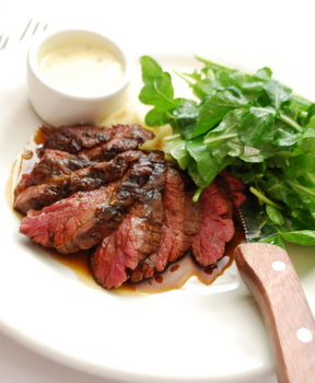 Niman Ranch Steak