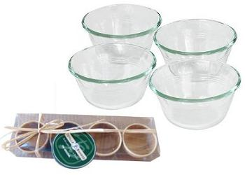 CI tests mini prep bowls
