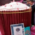 New record set for World's Largest Cupcake