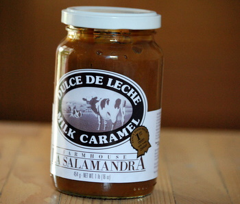 La Salamandra Dulce de Leche