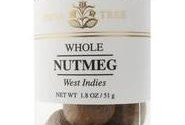 Whole vs freshly ground nutmeg