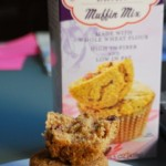 Trader Joe's Triple Berry Bran Muffins