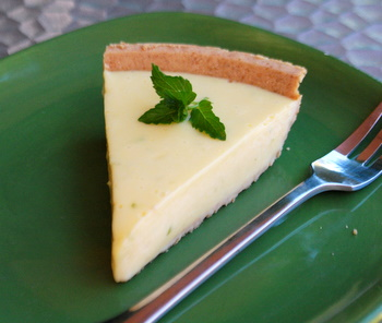 Mojito Key Lime Pie