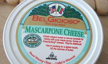 Mascarpone cheese