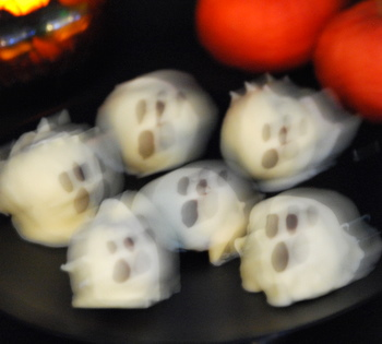 Spooky Cookie Truffles Recipes — Dishmaps