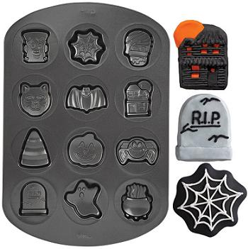Wilton Halloween Cookie Pan