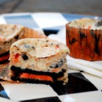 Halloween Oreo Cheesecakes