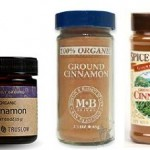 CI taste tests ground cinnamon