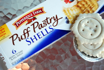 Pepperidge Farms Puff Pastry Shells