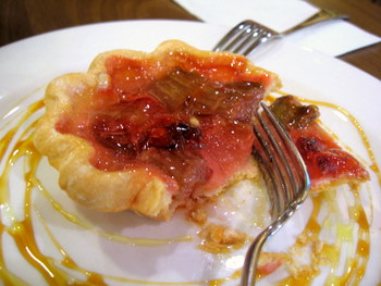 Tartine Strawberry Rhubarb Pie