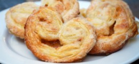 Toffee Palmiers