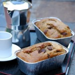 Coffee Chocolate Chip Banana Breads