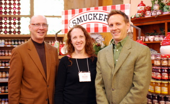 Richard Smucker, Me and Mark Smucker