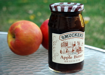 Apple Butter Jar