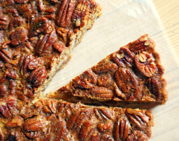 Honey Crunch Pecan Pie Recipe — Dishmaps