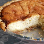 Snickerdoodle Pie