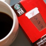 Baking with Starbucks Via