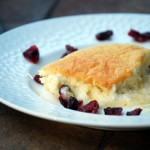 Cranberry Orange Pudding Cake