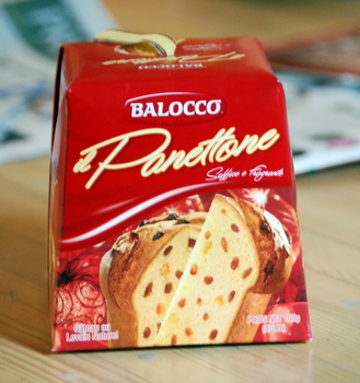 What is panettone?