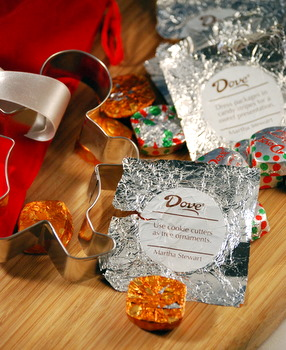 Holiday Tips from Dove and Martha Stewart