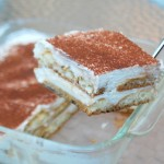 Baileys and Vanilla Tiramisu