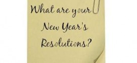 Foodie New Year's Resolutions 2013