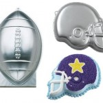 Wilton Football and Helmet Pans