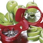 Dial-a-Slice Fruit Corer and Wedger