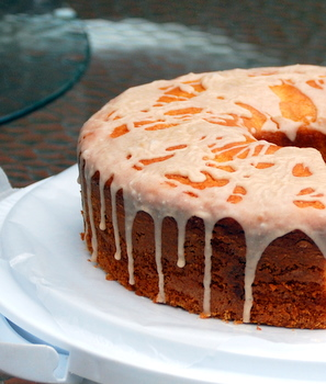 Sock-it-to-me-Cake glaze