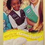 Girl Scout Lemon Coolers Box