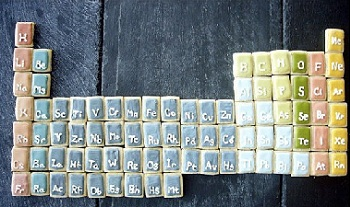 Periodic Table of Cookies