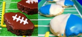 Sweets for the Super Bowl