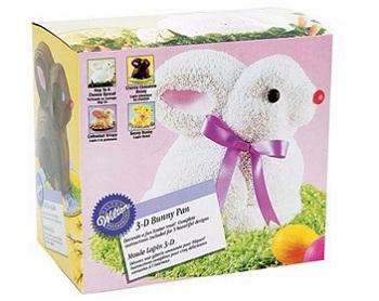 Wilton 3D Bunny Pan
