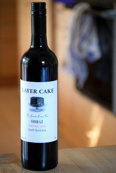 Layer Cake Shiraz 2008