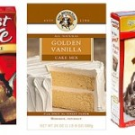 Good Housekeeping rates yellow cake mixes