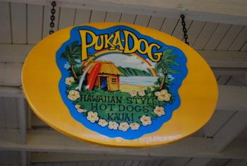Puka Dog, Poipu