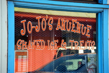 Jo-Jo's Shave Ice, the original
