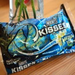 Hershey's Kisses with Macadamia Nuts,