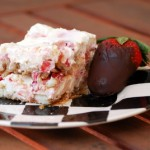 Strawberry Cheesecake Tiramisu