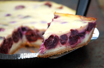 Quark Cherry Pie