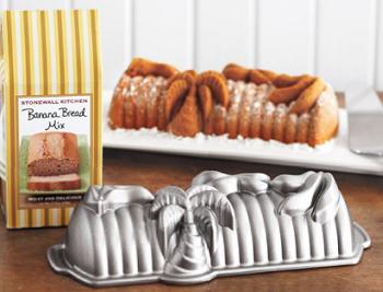 Nordic Ware's Banana Loaf Pan