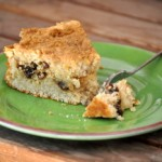 Oatmeal Raisin Cookie Coffee Cake