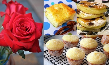 Great Brunch Recipes for Mother's Day