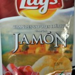 Jamon Flavored Chips