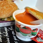 Gazpacho at McDonalds