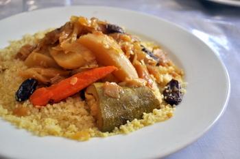 Course 3: Couscous